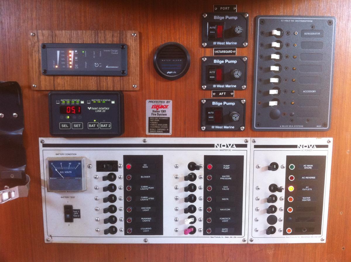electrical sea dream